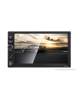 "7"" HD 2-Din Car Stereo GPS Navigation MP3 Player"