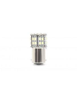 1156 3.2W 50*3020 400LM 6000K Cool White LED Car Light (Pair)