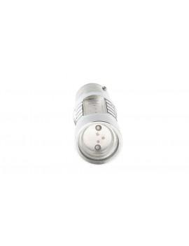 1157 7.5W 5*LED 150LM Red Light Car Brake / Reversing Lamp