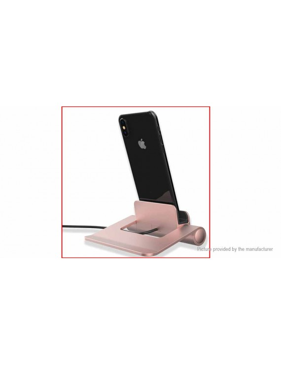 WQ-26 USB-C Desktop Data Sync / Charging Dock Station Cradle Stand Holder