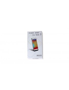 3800mAh Rechargeable External Battery Back Case for Samsung Galaxy Note III
